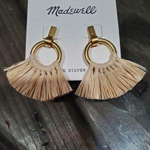 Madewell earrings